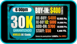 Ocean Poker Room 30k