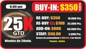 Ocean Poker Room 25k